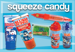 Squeeze Candy > Everyday Retail Candy